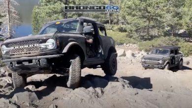 Photo of Δείτε το Ford Bronco να σκαρφαλώνει σαν ένα πραγματικό… τζιπ [vid]