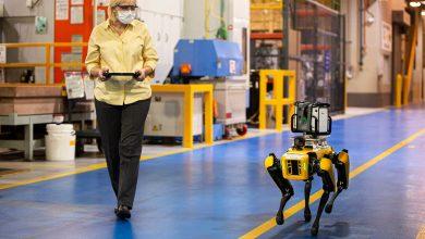 Photo of Τετράποδα ρομπότ σκανάρουν χώρους εργοστασίων!