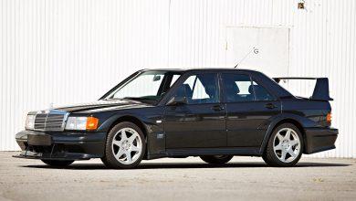 Photo of Πωλείται μία σπέσιαλ Mercedes-Benz 190E 2.5-16 Evolution II