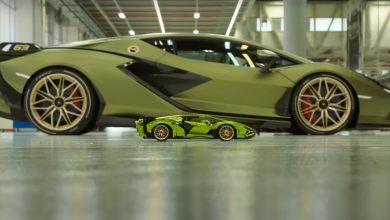 Photo of Πως κατασκευάστηκε η Lamborghini Sián FKP 37 από τη LEGO Technic (video)