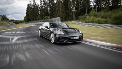 Photo of Νέο ρεκόρ στο Nürburgring από την Porsche Panamera (video)