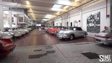 Photo of Μία βόλτα στα άδυτα της Porsche (video)