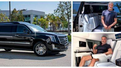Photo of Γιατί ο Sylvester Stallone πουλά την τεράστια Cadillac του;