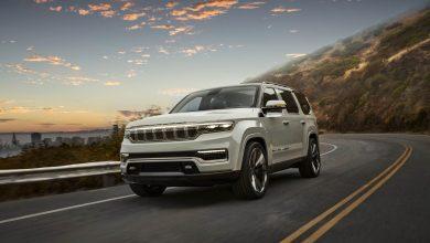 Photo of Νέο Jeep Grand Wagoneer Concept: Το απόλυτο Premium SUV