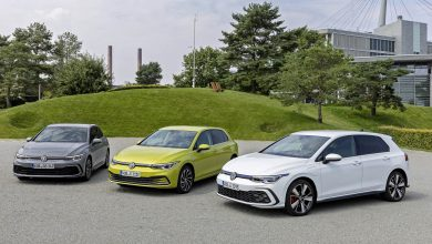 Photo of Η Volkswagen λανσάρει πέντε εξηλεκτρισμένες εκδόσεις του Golf