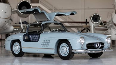 Photo of Αυτή η Mercedes-Benz 300 SL ξεπέρασε το 1 εκατομμύριο δολάρια!