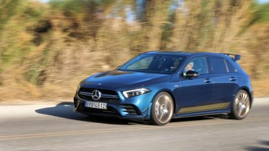 Photo of Mercedes-AMG A 35 4MATIC [test drive]