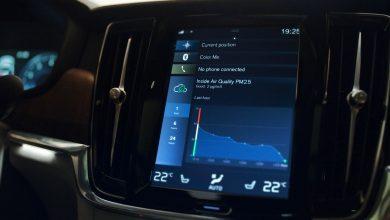 Photo of Volvo με τεχνολογία Advanced Air Cleaner