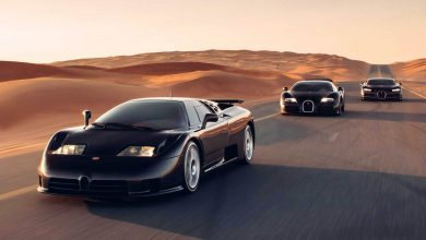 Photo of Η Bugatti πωλήθηκε στην κροατική Rimac(;)