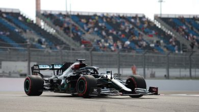 Photo of GP Ρωσίας: Αυτή ήταν η 96η pole του Lewis Hamilton!