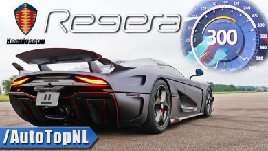 Photo of Δείτε το Koenigsegg Regera να επιταχύνει… με μια μόνο σχέση! [vid]