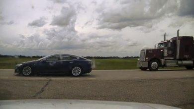 Photo of Την είχαν πέσει για ύπνο… και το Tesla τους ταξίδευε με 140 χλμ./ώρα!