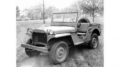 Photo of Το Jeep Willys ήταν ένα από πιο ισχυρά ατού των ΗΠΑ