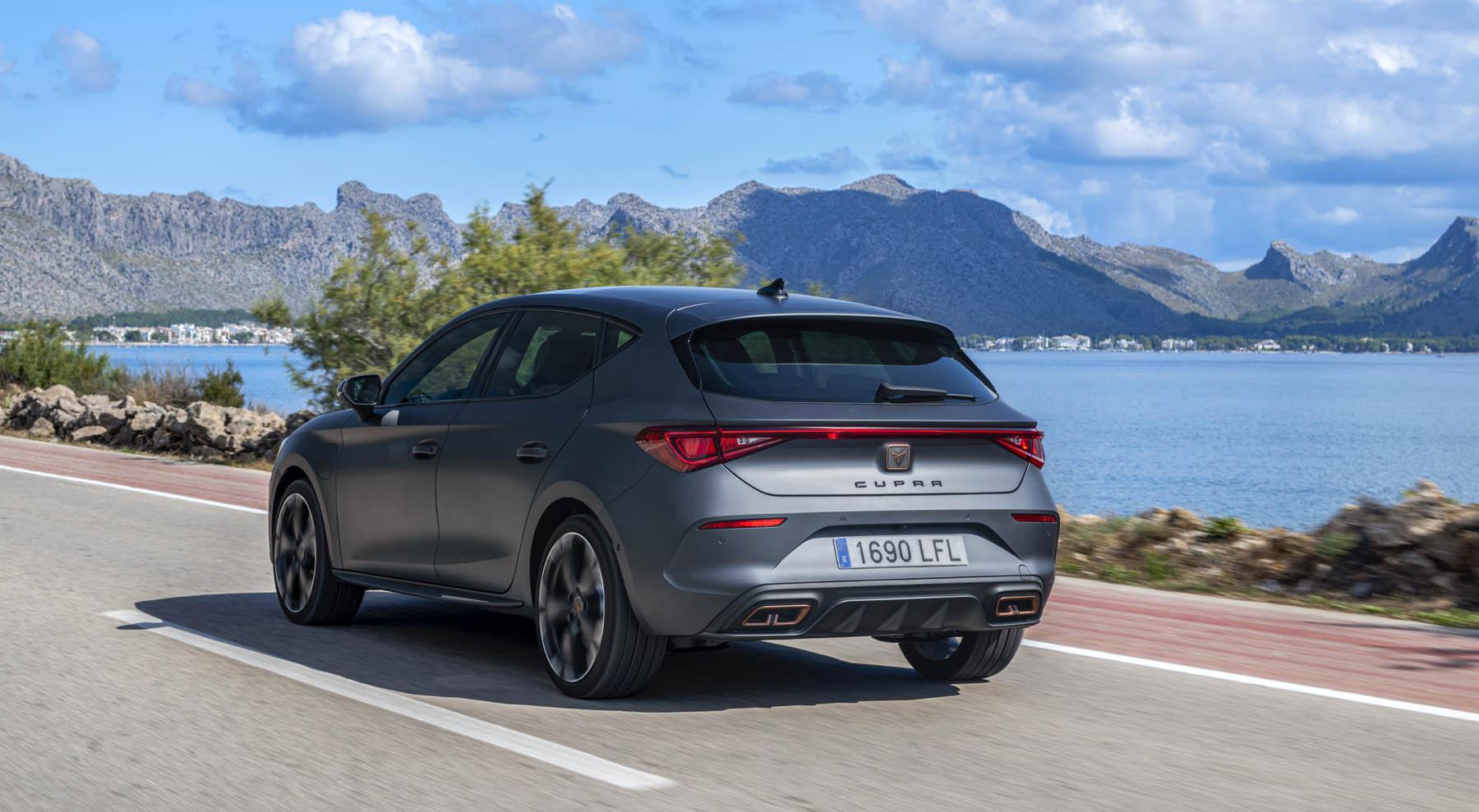 Πόσο κάνει το νέο Cupra Leon e-Hybrid;