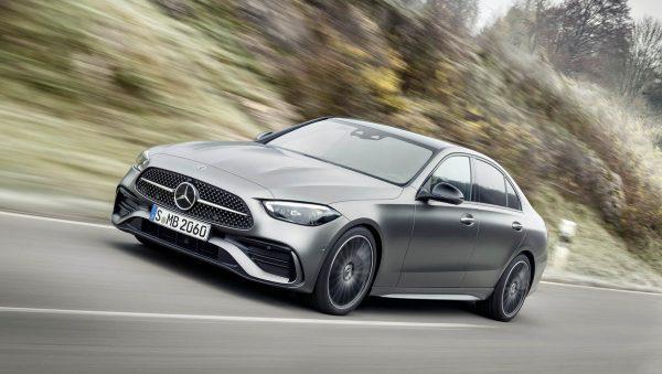Επίσημα η νέα Mercedes C-Class που ξεκινά από τα 1.500 κ.εκ.
