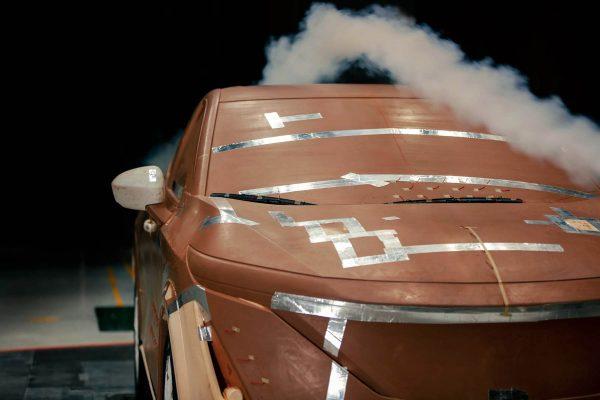 Nissan Ariya Aerodynamics 1