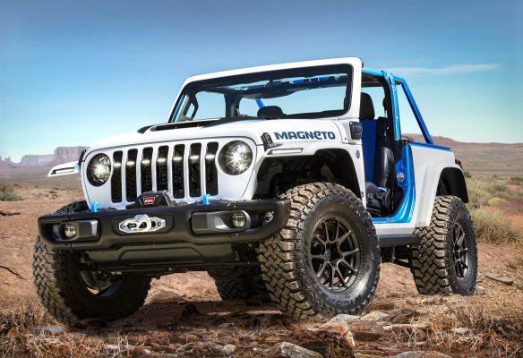01 Jeep Magneto