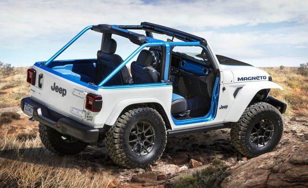 02 Jeep Magneto
