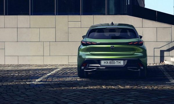 2021 Peugeot 308 Hybrid 2