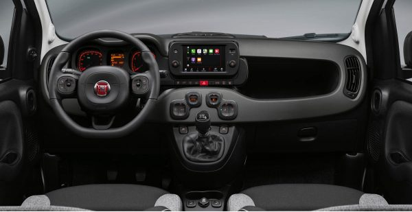Fiat Professional Panda Van 2