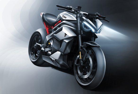 Project Triumph TE 1 Prototype Motorcycle Design 03