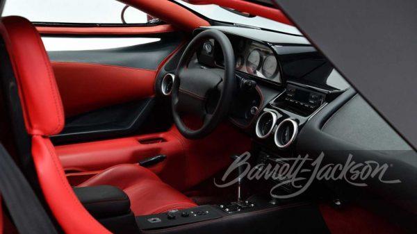 vector m12 for sale interior 1