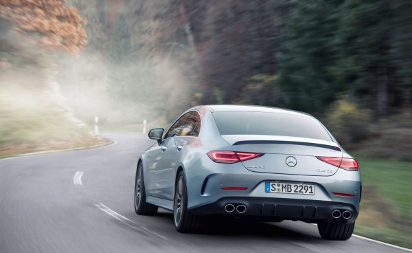 2022 Mercedes AMG CLS 53 13