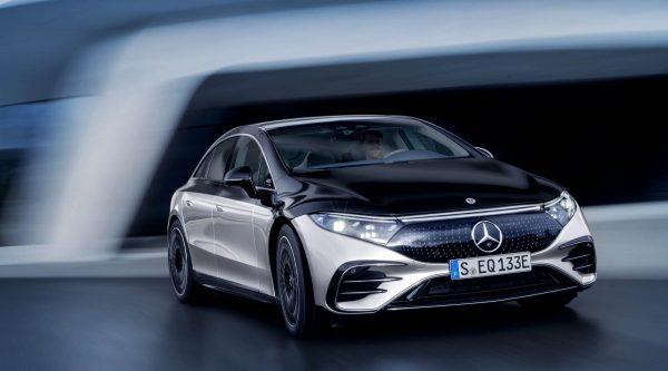 2022 Mercedes Benz EQS 29