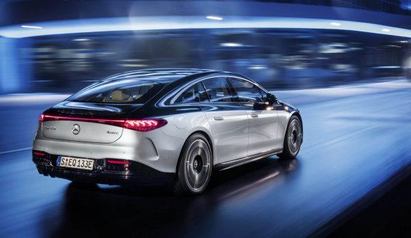 2022 Mercedes Benz EQS 5