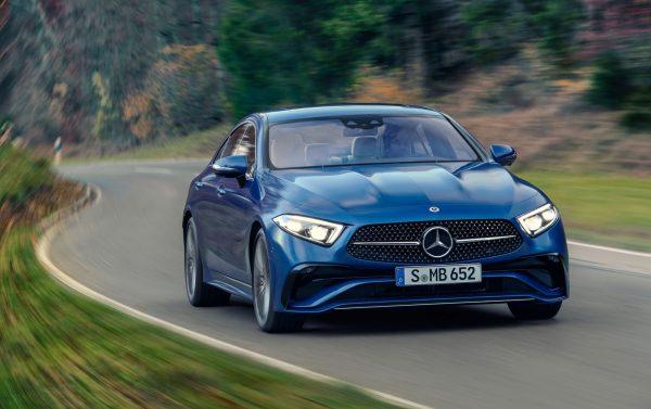 2022 Mercedes CLS 7