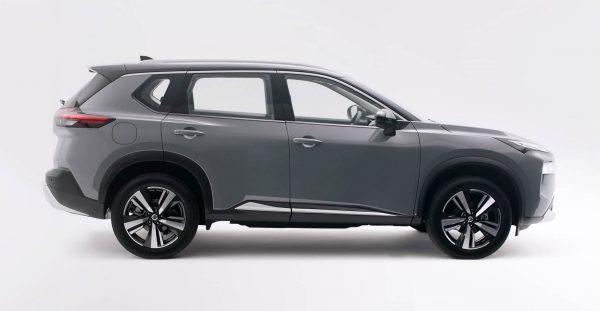 All new Nissan X Trail for Auto Shanghai 2021 13
