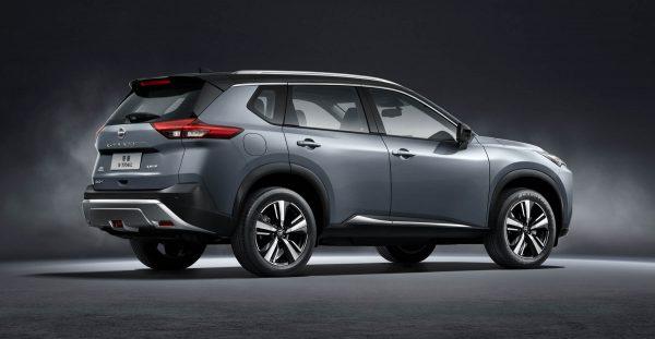 All new Nissan X Trail for Auto Shanghai 2021 7