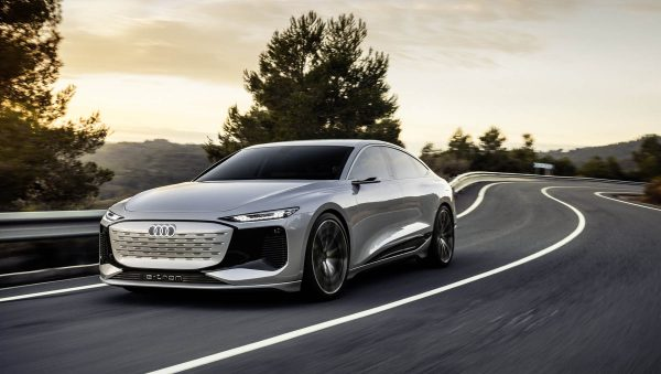 Audi A6 E Tron Concept1