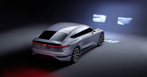 Audi A6 E Tron Concept42
