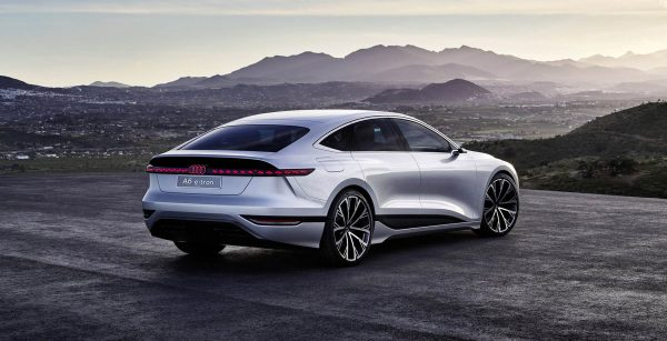 Audi A6 E Tron Concept9