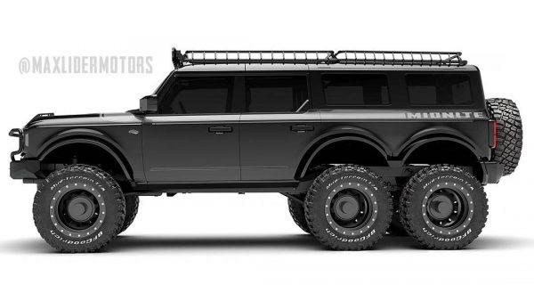 Ford Bronco 6x6 2