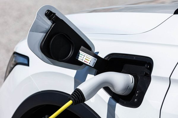 VW Tiguan eHybrid plug in hybrid 7