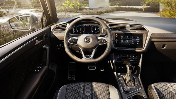 VW Tiguan eHybrid plug in hybrid 9