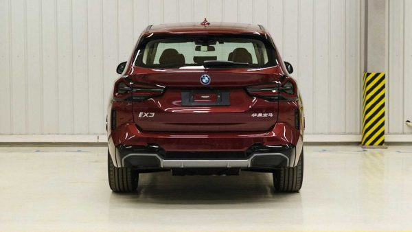 2022 bmw ix3 facelift homologated in china 1