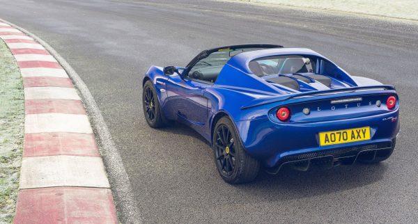 Lotus Elise Sport 240 Final Edition 2021 1600 10