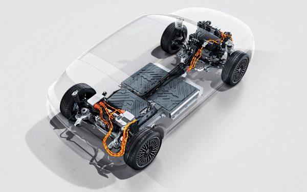Mercedes EQA 3
