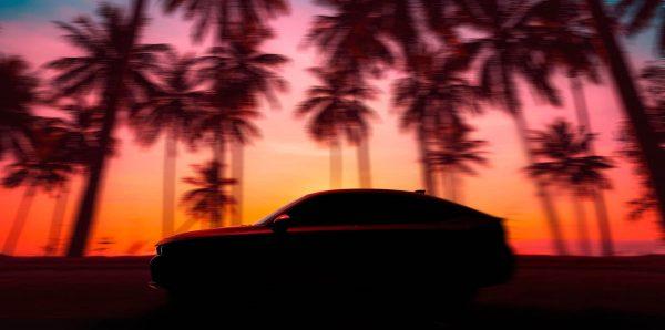 Honda Civic Hatch Teaser 3