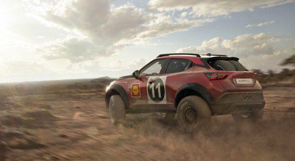 Nissan JUKE Rally Heritage Concept 2