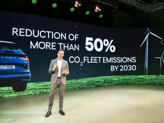 SKODA AUTO NEXT LEVEL SKODA STRATEGY 2030 THOMAS SCHAEFER CEO 1