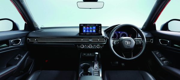 new Honda Civic Hatchback 2022 7