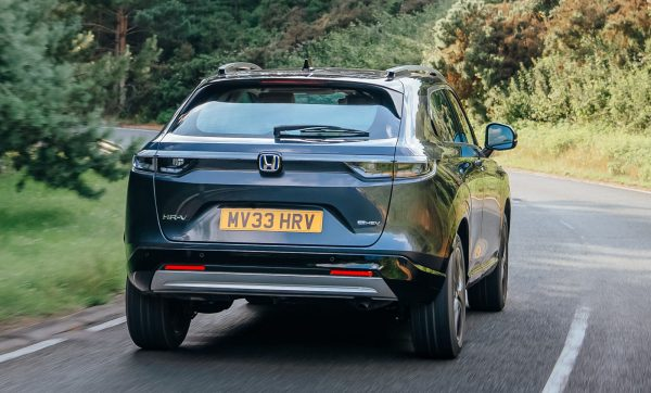 2022 Honda HR V 2