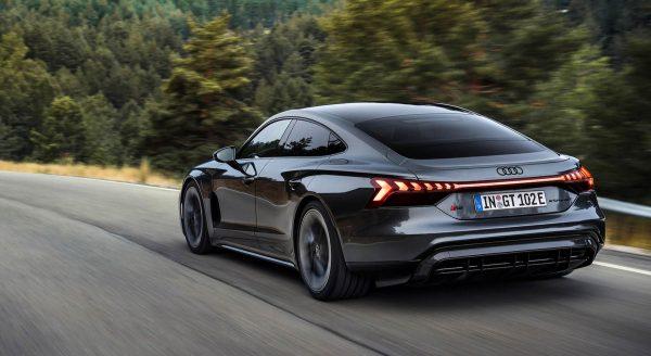 Audi RS e tron GT 2022 1600 5d