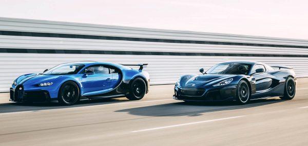 Bugatti Rimac LCC nea etairia 2