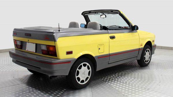 1990 yugo gvc side view